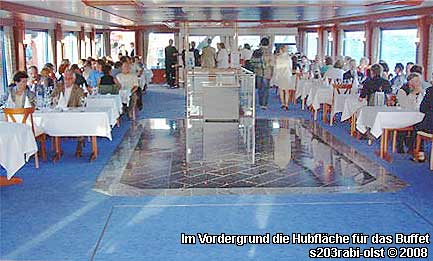 Single party schiff hamburg