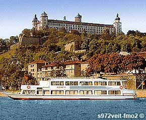 Schiff Würzburg Veitshöchheim