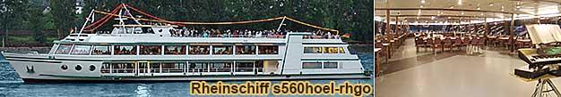 Rheinschifffahrt ab Koblenz, Schiffsfahrplan, Foto, Fahrtverlauf, Speisen, Schiffskarten