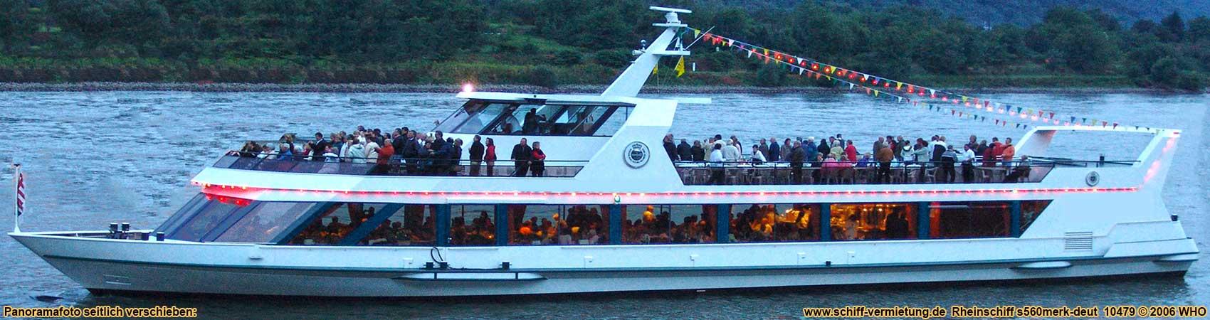 Hochzeit schiff mainz