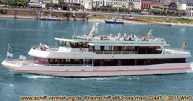 Schifffahrt Mainz